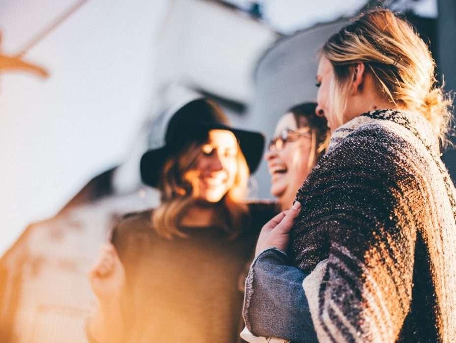Как да се социализираш по време на публично събитие