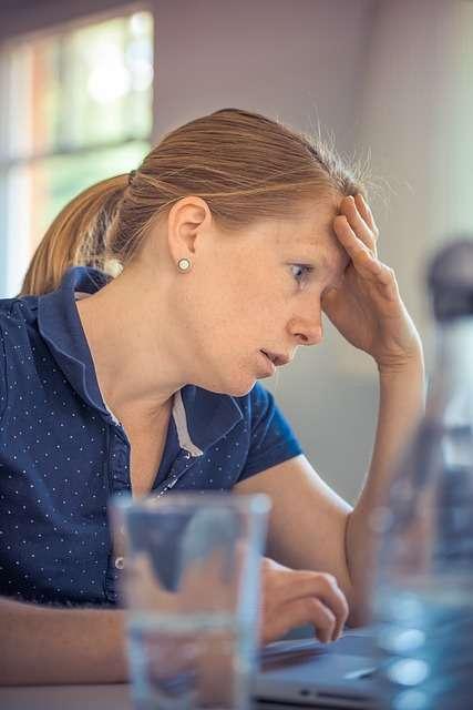 Професионален стрес