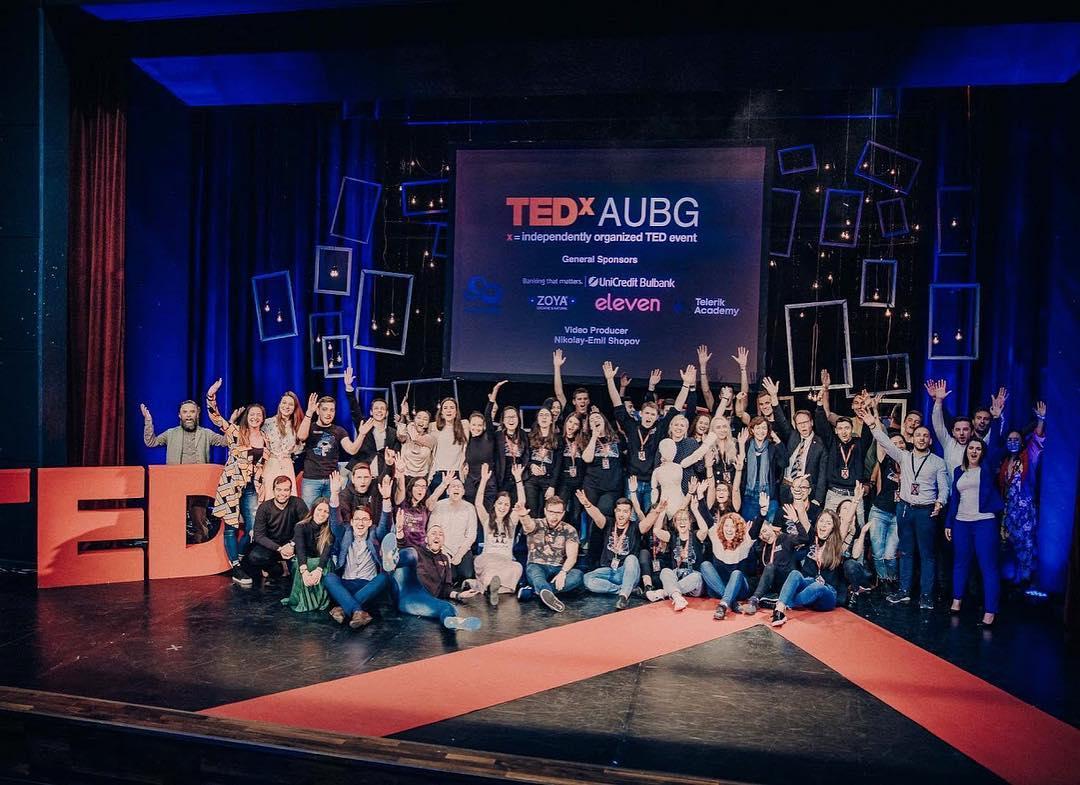 Ina Ivanova TedXAUBG