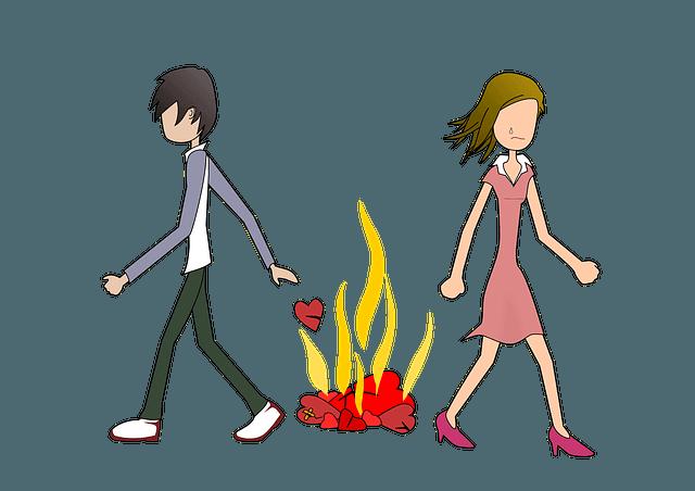 невербално отблъскване как се отдалечаваме от любимия