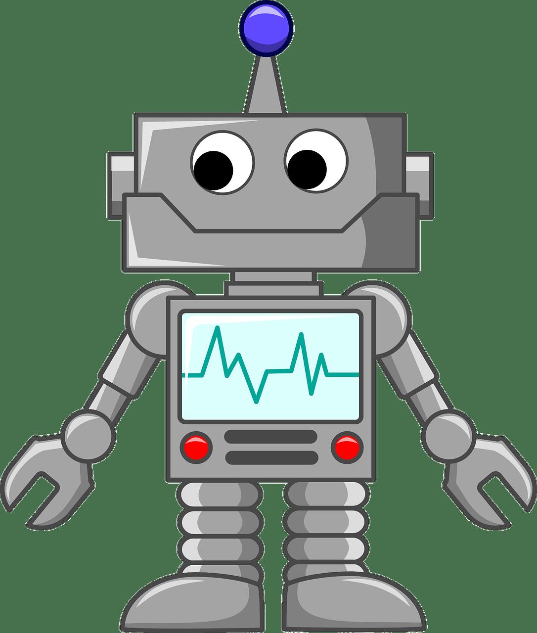 робот - уменията на бъдещето