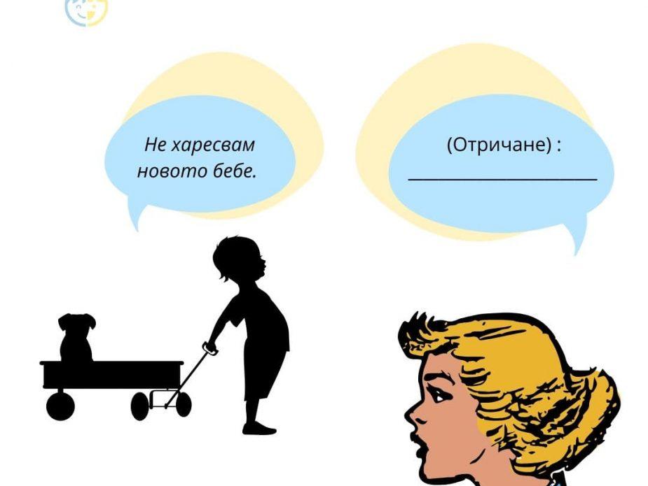Как да научим детето да говори за чувствата си